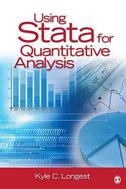 Using Stata for Quantitative Analysis PDF