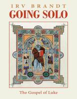 Going Solo  The Gospel of Luke PDF