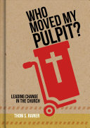 Who Moved My Pulpit  Book