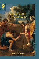 Reading Death in Ancient Rome Book