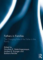 Fathers in Families PDF