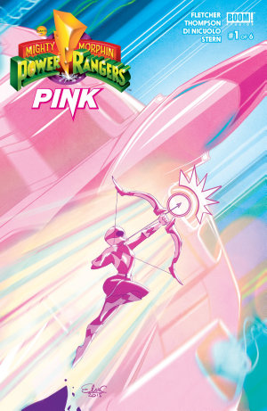 Mighty Morphin Power Rangers  Pink  1