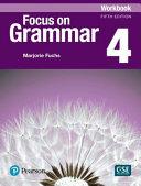 Focus on Grammar 4 Workbook PDF