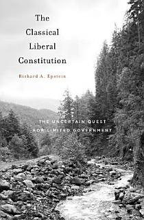 The Classical Liberal Constitution Book
