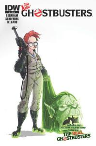 Ghostbusters  3 Book