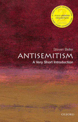 Antisemitism  A Very Short Introduction