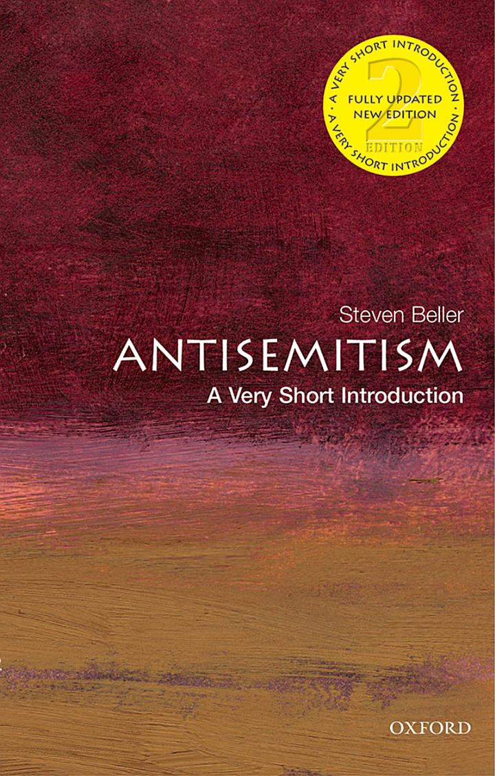 Antisemitism: A Very Short Introduction