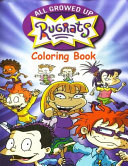 Rugrats  All Grown Up  Coloring Book PDF