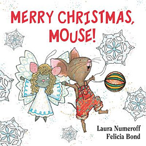 Merry Christmas  Mouse  Book