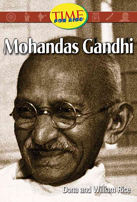 Download Mohandas Gandhi Book