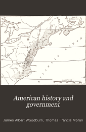 American history and government: a text-book on the history and civil government of the United States