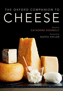 The Oxford Companion to Cheese Book