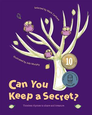 Can You Keep A Secret
