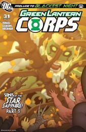 Green Lantern Corps (2006-) #31