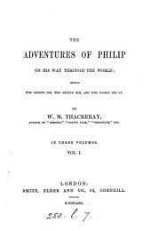 The adventures of Philip on his way through the world: Volume 1