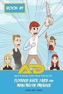 April and Davey Comic Book Stories #1