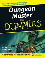 Dungeon Master For Dummies