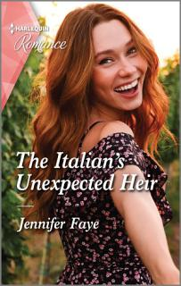 The Italian s Unexpected Heir Book