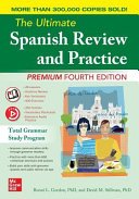 The Ultimate Spanish Review and Practice  4th Edition PDF