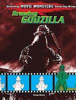 Drawing Godzilla