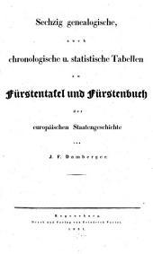 Fürstentafel der Staatengeschichte: Band 0
