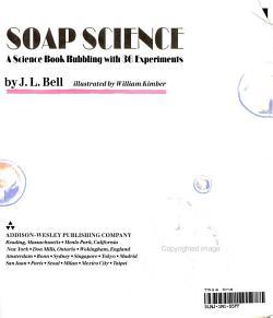 Soap Science PDF