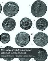 Recueil général des monnaies grecques d'Asie Mineure: Volume1,Partie2