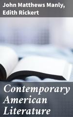Contemporary American Literature