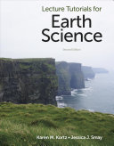 Lecture Tutorials for Earth Science