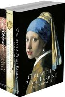Tracy Chevalier 3 Book Collection  Girl With a Pearl Earring  Remarkable Creatures  Falling Angels PDF