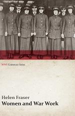Women and War Work (WWI Centenary Series)