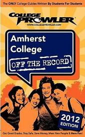 Amherst College 2012