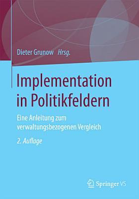 Implementation in Politikfeldern PDF