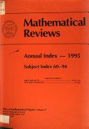 Mathematical Reviews PDF