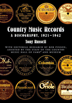 Country Music Records PDF