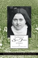 The Poetry of Saint Th  r  se of Lisieux PDF