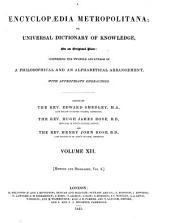 Encyclopaedia Metropolitana: History and biography
