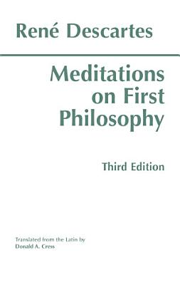 Meditations on First Philosophy  Third Edition  PDF