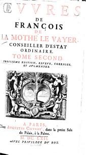 Oeuvres: Volume2
