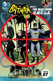 Batman '66 Meets The Man From U.N.C.L.E. (2015-) #7