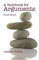 A Rulebook For Arguments Fourth Edition