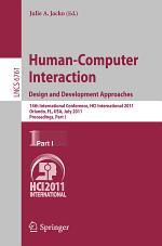 Human-Computer Interaction: Design and Development Approaches