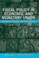Fiscal Policy in Economic and Monetary Union PDF