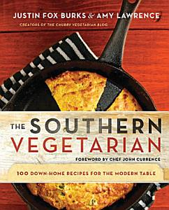 The Southern Vegetarian Cookbook Book