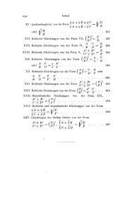 Zur Formation quadratischer Gleichungen