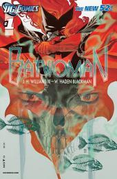 Batwoman (2011-) #1