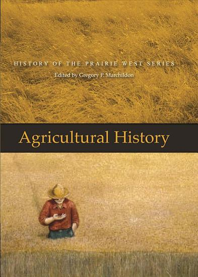 Agricultural History PDF