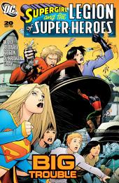 Supergirl and The Legion of Super-Heroes (2006-) #20