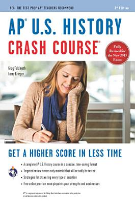 AP   U S  History Crash Course Book   Online