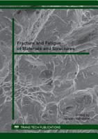 Fracture and Fatigue of Materials and Structures PDF